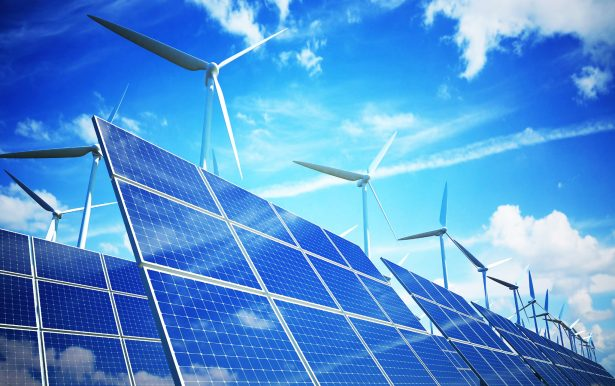 Wind and Solar Energy Independence