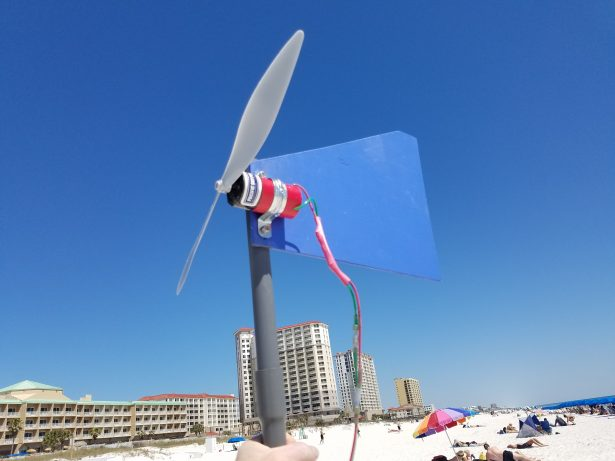 Pacific Sky Power Wind Turbine power for devices and educational projects