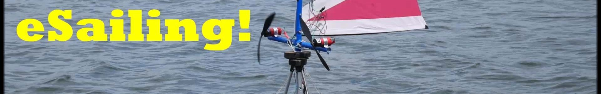 On Board The eSailing Wind Turbine Boat