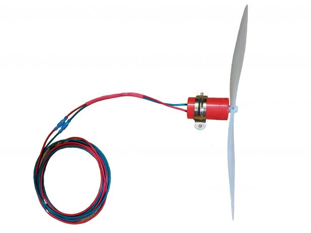 Pacific Sky Power introduces the Charger Wind Turbine Generator II