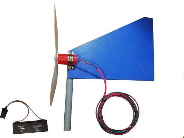 Cell Charger Wind Turbine Generator