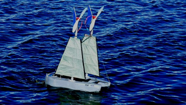 New Rigid Wing Sail – Sustainable Shipping 3rd documented trial